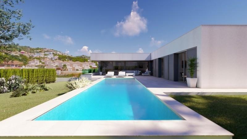 3 Beds Villa Calpe, Alicante