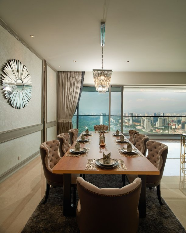 5 room luxury penthouse for sale in Kuala Lumpur